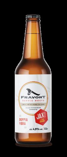 Birra Fravort Doppio Mosto JAXplus basso impatto glicemico