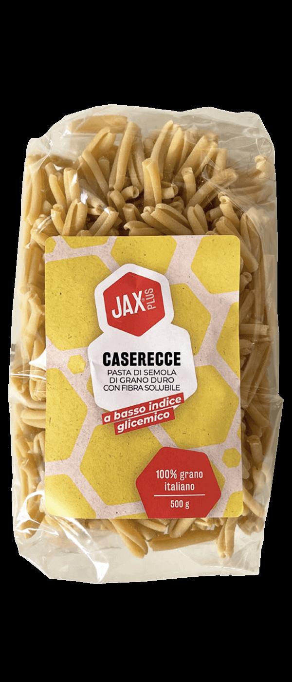 Caserecce - pasta di semola di grano duro powered by JAXplus