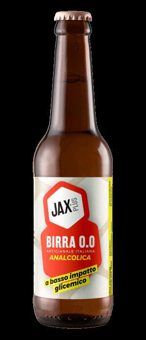 Birra dealcolata 33 Cl JAXBEERAN