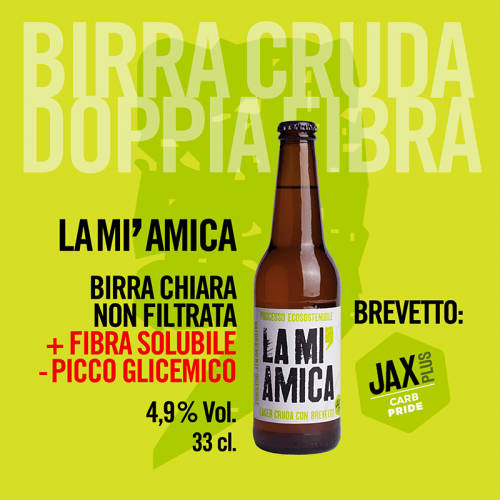 LAMI'AMICA birra cruda