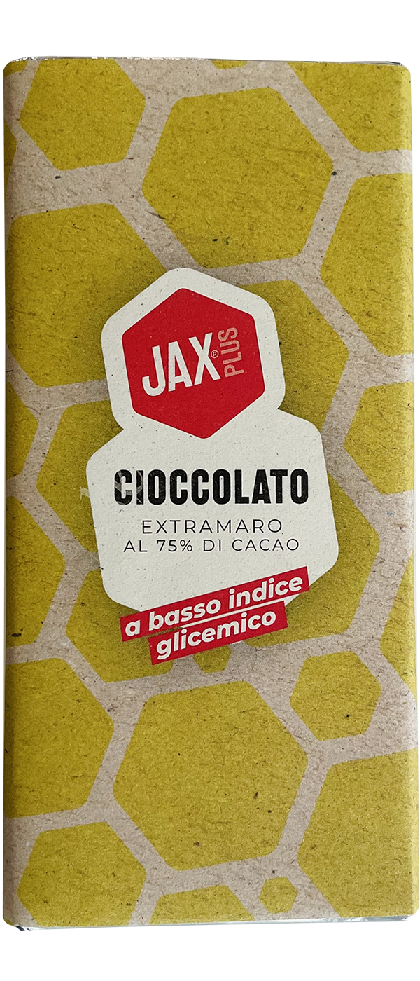 Extra-dark chocolate - JAXCHOCO75