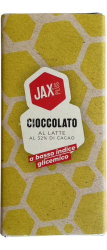 Cioccolato al latte - JAXCHOCOLA