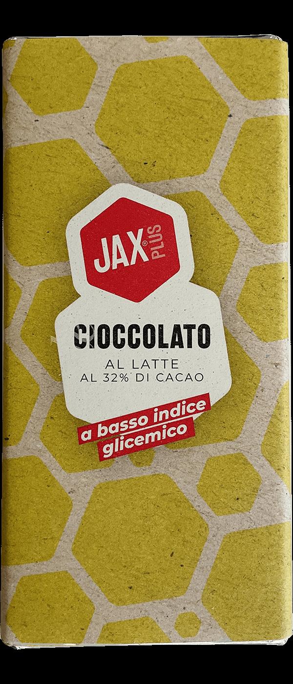 Milk chocolate - JAXCHOCOLA